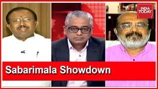 Kerala Govt Let Down Women Devotees? Is BJP Playing Politics  ? | Newsroom With Rajdeep