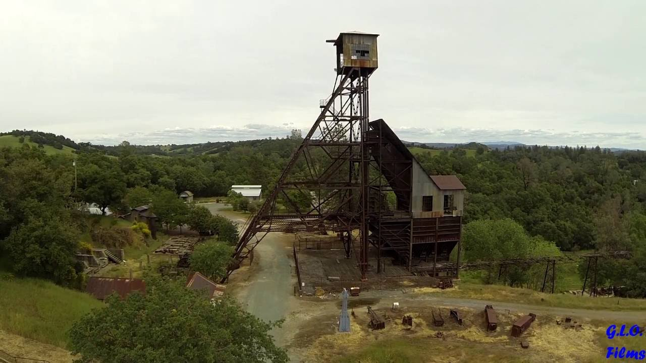 Kennedy Gold Mine - Historic Gold Mine Surface Tours - Home Page