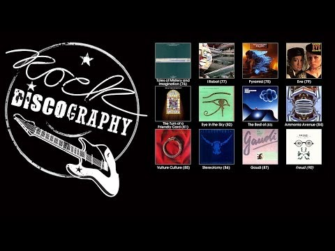 Complete Discography - CD | Temperance