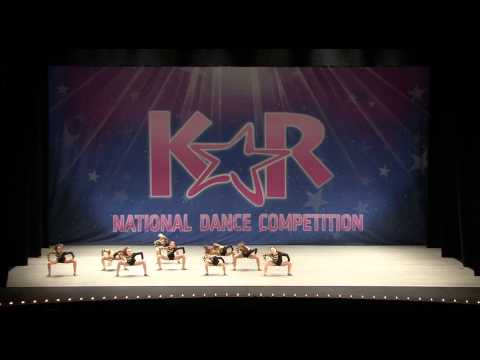 Competition Small Group Jazz- East County Performing Arts Center