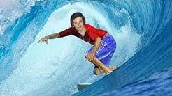 Annales Physique Bac S Ondes 1.1 : Surfer sur la vague