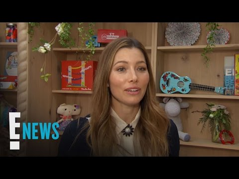 Jessica Biel Spills On Inspiration For Au Fudge Restaurant | Celebrity Spotlight | E! News