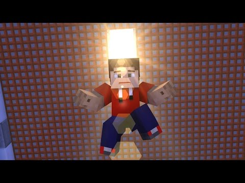 TNT Run - Minecraft animation