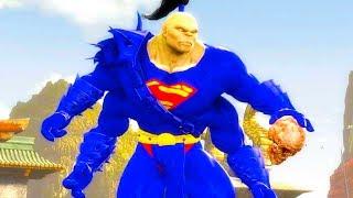 Download Mortal Kombat Komplete Edition - Superman Goro & Dark Kahn Tag Ladder 4K Gameplay Playthrough Mp3 and Videos