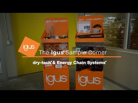 Request Your igus® Corner Today - drytech® & Energy Chain Systems®