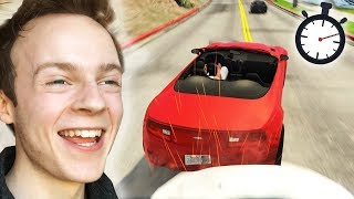 Attempting to Speedrun in GTA 5.. (really difficult)