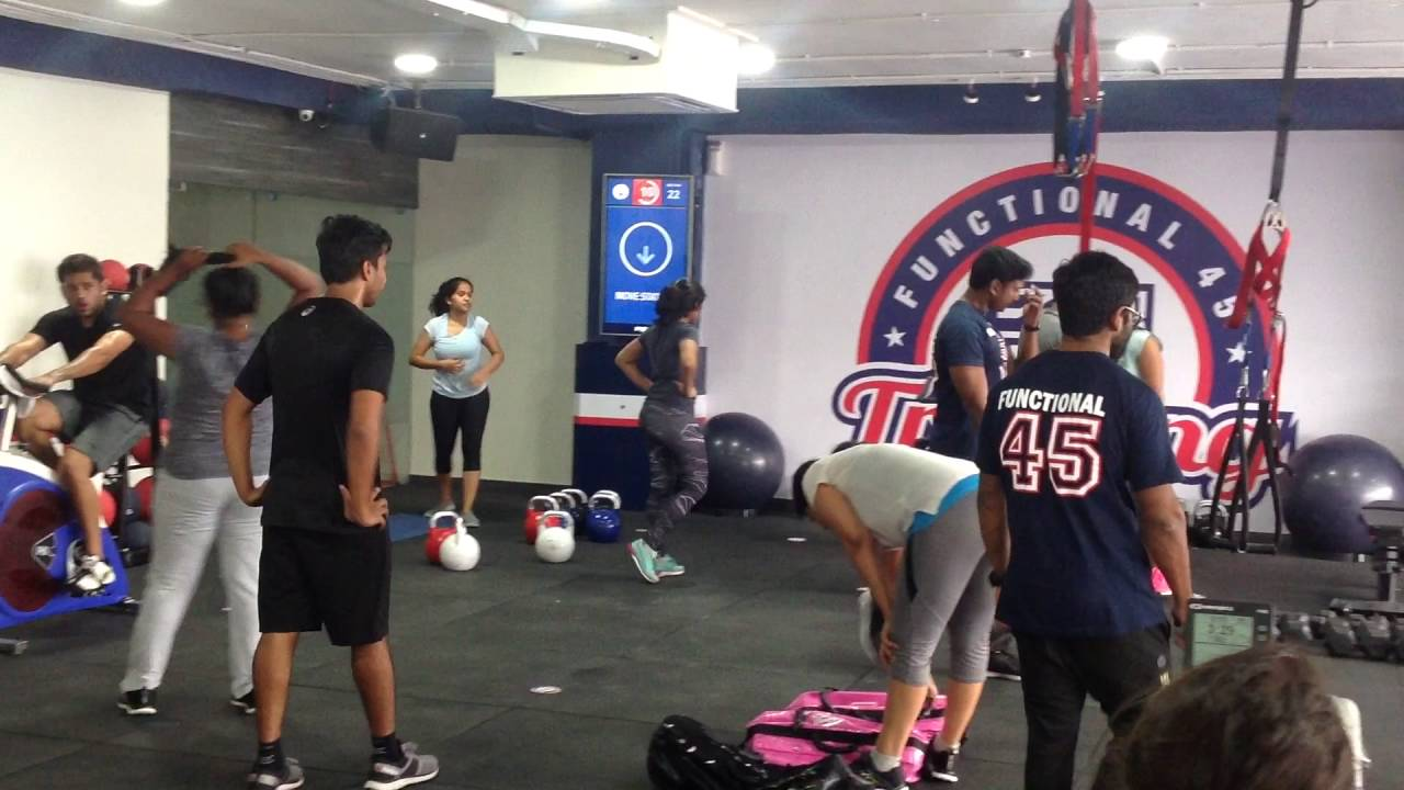 F45 Training Center Hyderabad, Jubilee Hills Gachibowli ...