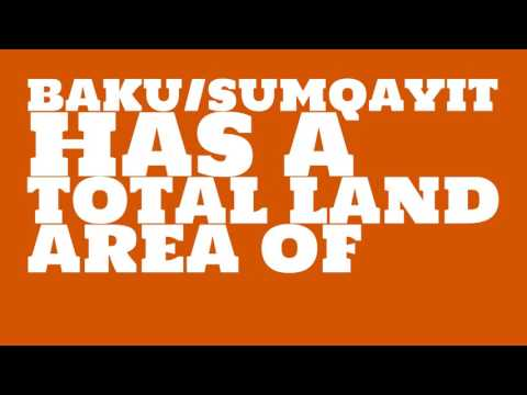 What is the population of Baku/Sumqayit?