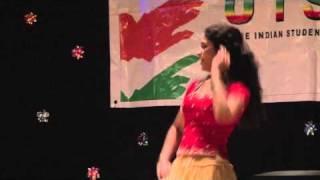 Munni Badnaam - Bollywood Dance by Dona, Eva & Jaishankar - UBC Deepmala 2010