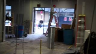 La Crosse Interior Remodeling, Bar Restaurant.