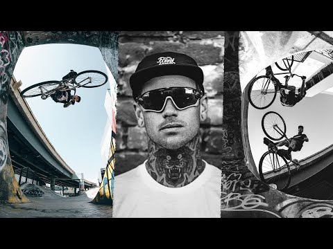 Fixed Gear - Robert Gaines (Eighty X Proof) In San Francisco