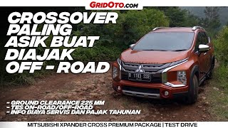 Mitsubishi Xpander Cross Premium Package | Test Drive