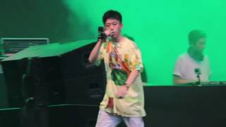 Rich Chigga Performs Dat Stick Live For The First Time