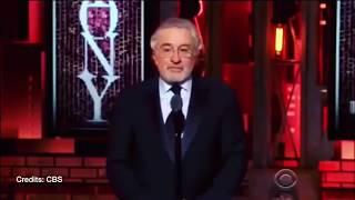 Robert De Niro insulta Donald Trump ed ecco cosa succede