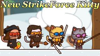 СОБРАЛИ КОЛЛЕКЦИЮ ЧЕРЕПАШЕК появился БОНУСНЫЙ УРОВЕНЬ! Боевые котята! StrikeForce Kitty