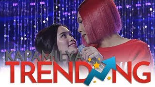 "Vice Ganda almost kisses ""ate Girl"""