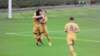great goal by 16 year old tottenham hotspur fc baller samuel shashoua