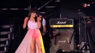 Justin Bieber - Concierto México Zocalo 2012 HD Parte 5/5
