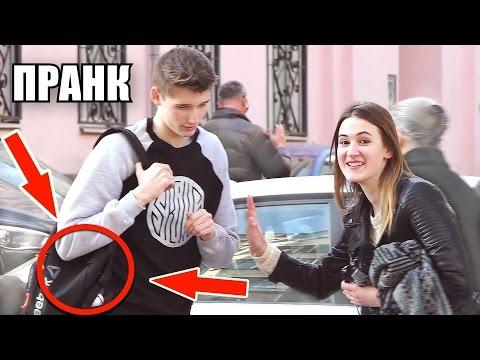 ГОВОРЯЩАЯ КОЛОНКА / ПРАНК  (Пикап с Колонкой) thumbnail