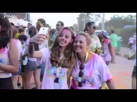 RUN OR DYE 2016 EM PALMAS-TO