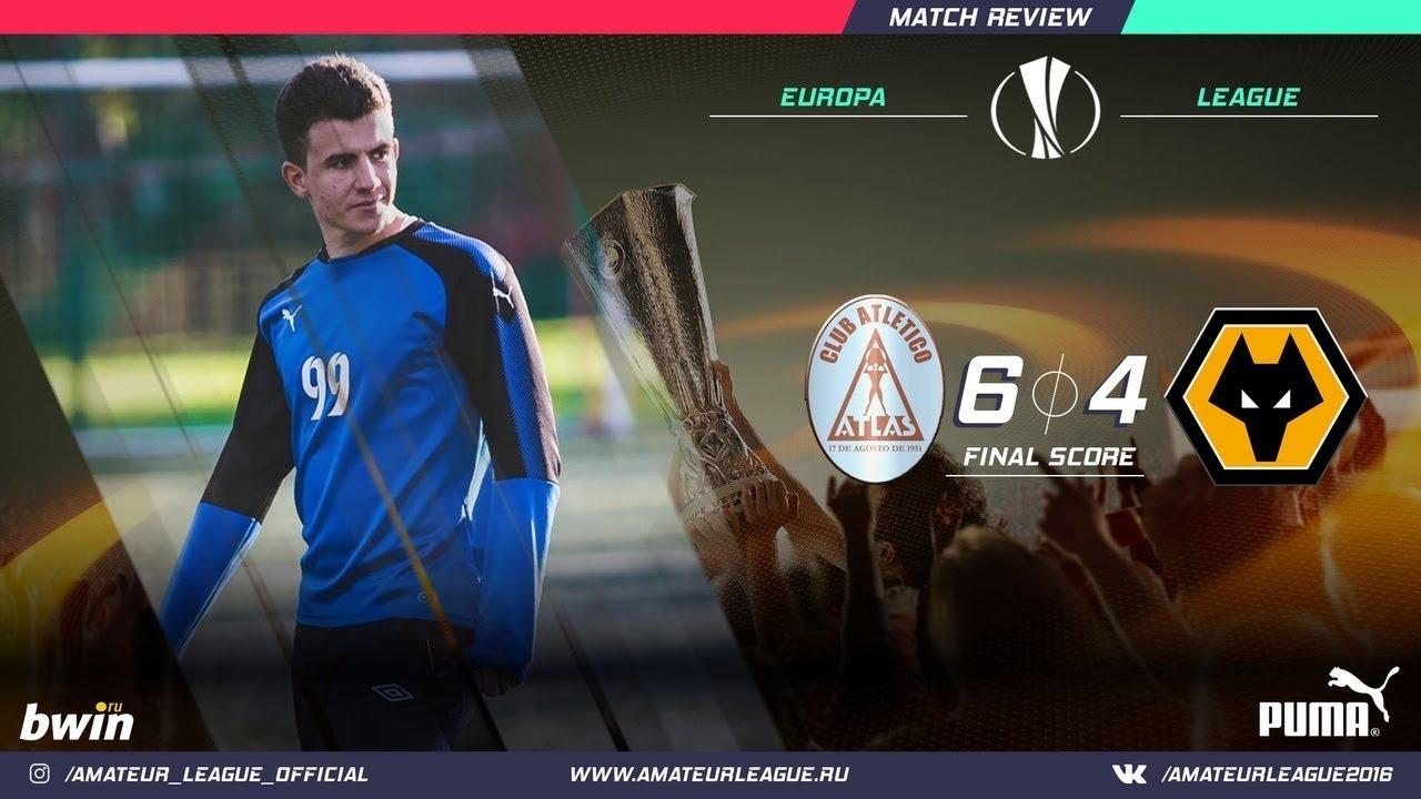 amateur football europe