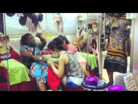 Africans in Guangzhou: radio interview for Voice of America (VOA) -