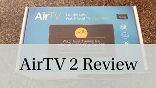 AirTV Review - Hands-on with Apple TV & iPhone Apps