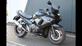 2011 SUZUKI GSX650F | BLACK | FUEL EXHAUST @ West Coast Moto, Glasgow, Scotland