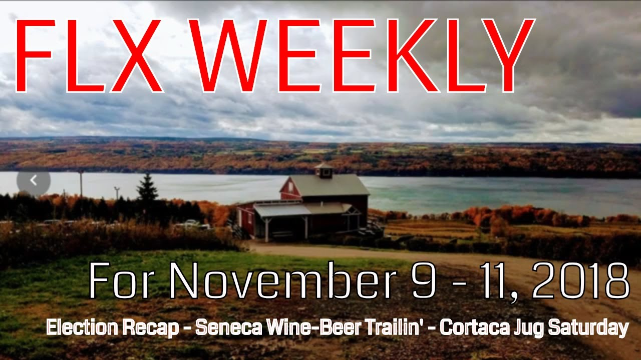 Election Day reactions, photos from a day on the wine trail & wintry weekend ahead .::. FLX Weekly 11/7/18