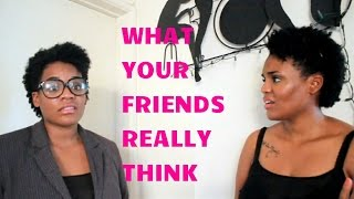Big Chop | What Your Friends Really Think of You Thumbnail