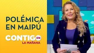 Vecinos culpan a matinal de Cathy Barriga por baja presión de agua en Maipú - Contigo en La Mañana