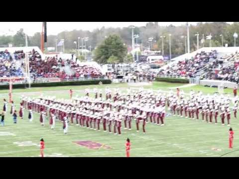 Marching 101: SCSU Homecoming '12