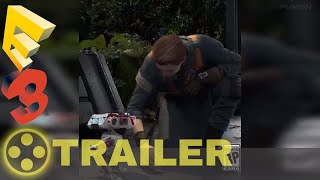 STAR WARS Jedi Fallen Order Gameplay Teaser Trailer (E3 2019)