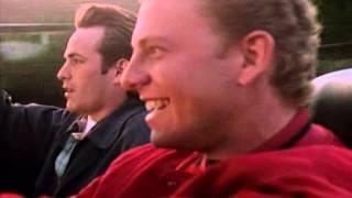 Steve's Corvette, Brandon's Mustang [scene of Beverly Hills 90210 season 3]