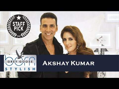 Akshay Kumar's shares his diet & fitness mantra on Grey Goose Born Stylish