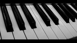 piano chord b-moll