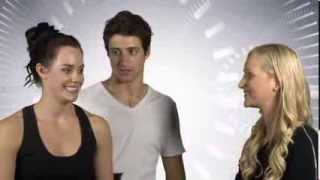 Minute With: Virtue & Moir