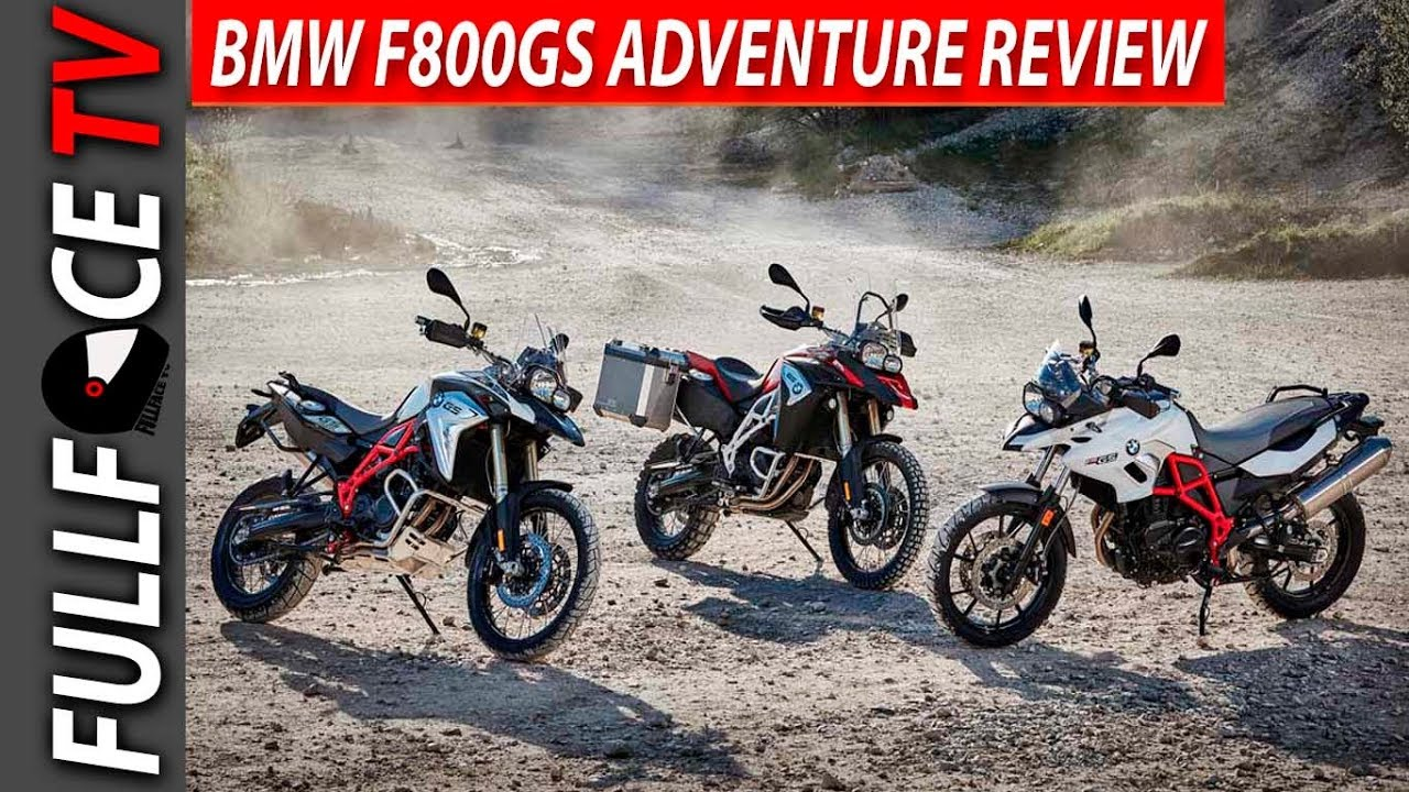 2017 Bmw F800gs Adventure Spec Price And Review Youtube