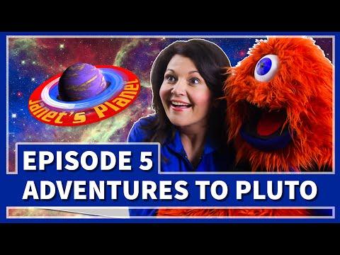 #PlutoParty - Episode 5 - Adventures to Pluto