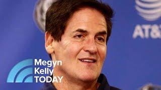 Mark Cuban To Donate $10 Million After Dallas Mavericks Investigation | Megyn Kelly TODAY