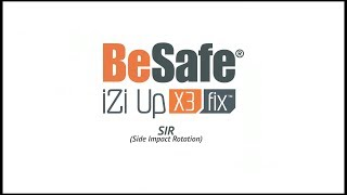 детское автокресло BeSafe iZi Up X3 обзор