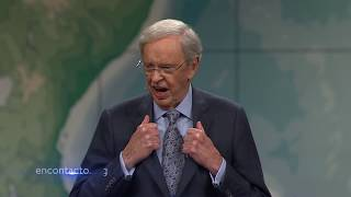 The Message Of The Blood Of Jesus – Dr. Charles Stanley