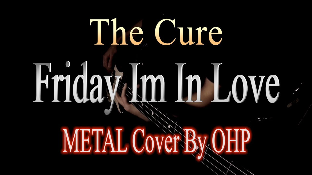 the cure friday im in love mp3 - 1280×720