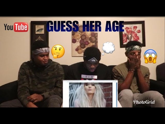 GUESS HER AGE CHALLANGE Ft MAANII AND CHIBUZOR | NAX