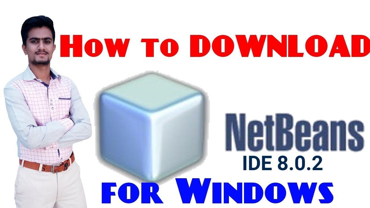 How to install java netbeans ide in windows 7, 8. 1, 10 [hindi/urdu.