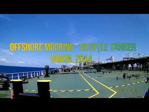 Shuttle Tanker Mooring Operation 2017