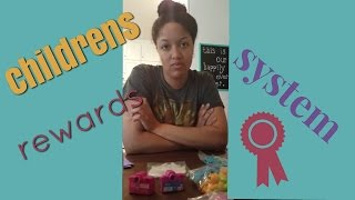 HOW TO SET UP A KIDS REWARDS AND CONSEQUENCES SYSTEM