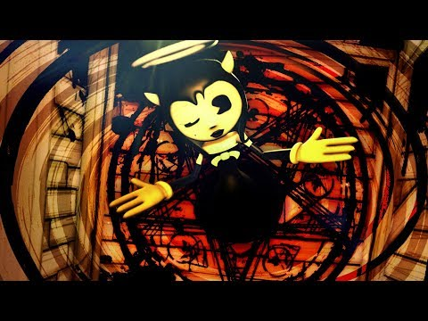 BENDY UPDATE!! - HACKING TO THE SECRET CHAPTER 3 PORTAL!?! - Bendy and The Ink Machine (Game)