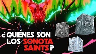 ¿Quiénes son los Sonota Saints? - Saint Seiya