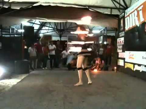 Fire Dance Evia